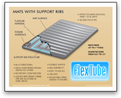 FlexTube Mat Graphic